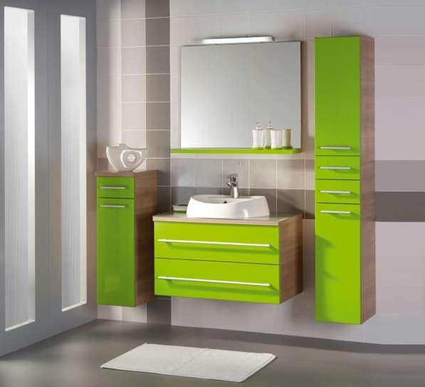 Шкафы для ванной Green