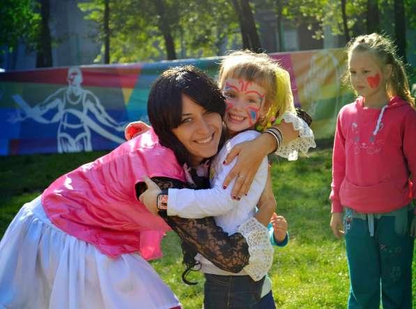 Аниматоры на детский праздник в Красноярске фото 4