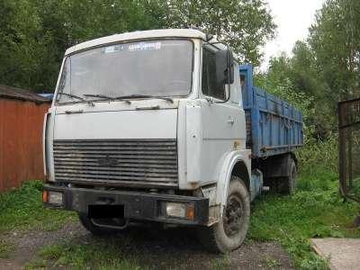 грузовой автомобиль МАЗ 53366-20