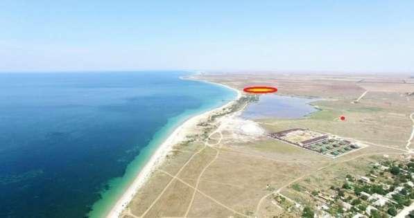 Крым, Евпатория. Продам участок 30 соток на берегу моря