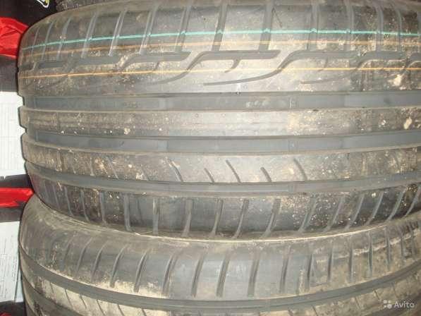 Новые Dunlop 225/40ZR18 Sport Maxx RT MO 100W