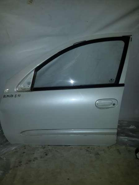 Дверь водительская Nissan Almera B10