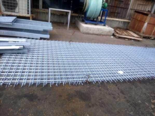 Производство стальной сетки 50*50*5мм, 50*50*3мм, 50*50*4мм