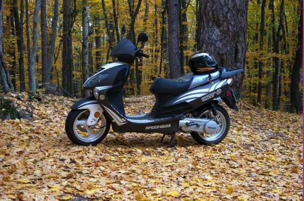 Продам скутер Speed Gear 150