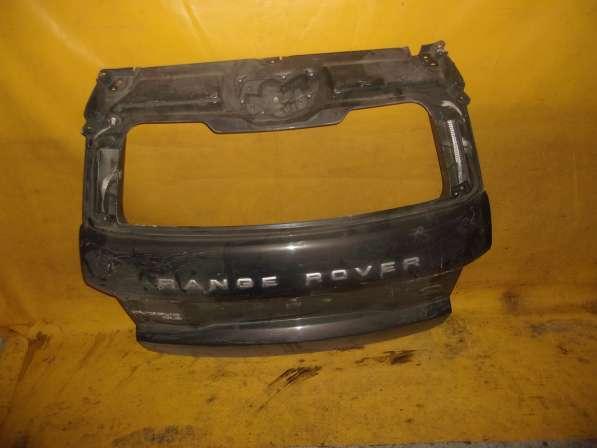 Крышка багажника Land Rover Evoque