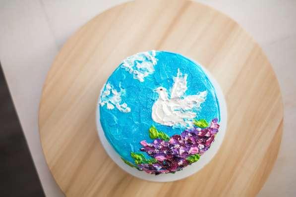 Торт на заказ Уфа в Уфе фото 3