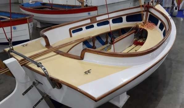 Парусная яхта кэт бот «Tom Cat 12ft» в Москве фото 4