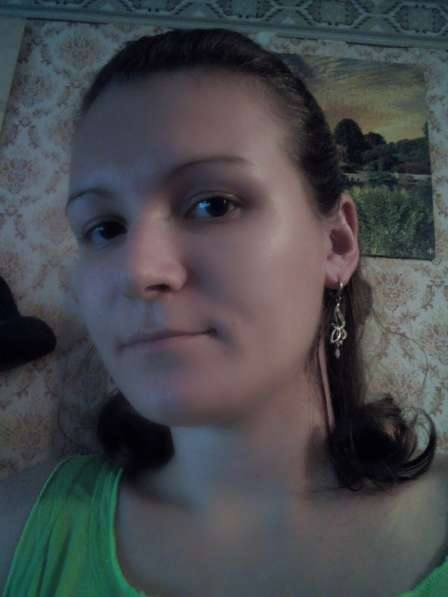 Света, 26 лет, хочет пообщаться