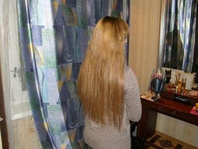 Волосы натуральные южно-русские на касул