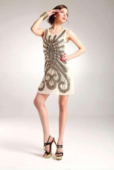 Вечернее платье женское Фейерверк