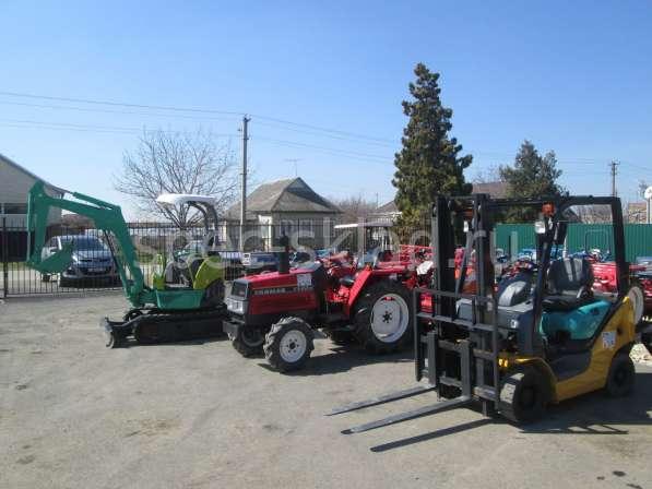 Аренда ремонт сервиное обслуживание сельхозтехники и вилочны