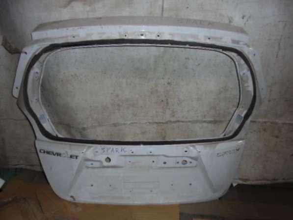 Багажник на спарк