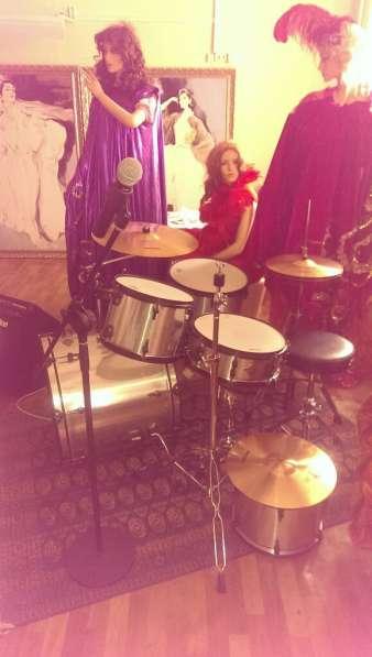 Барабаны Sonor smart