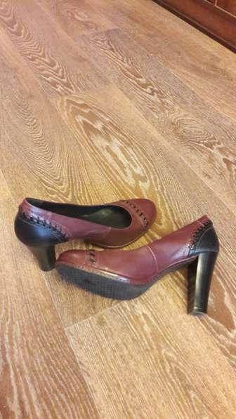 Туфли из натуральной кожи в Омске
