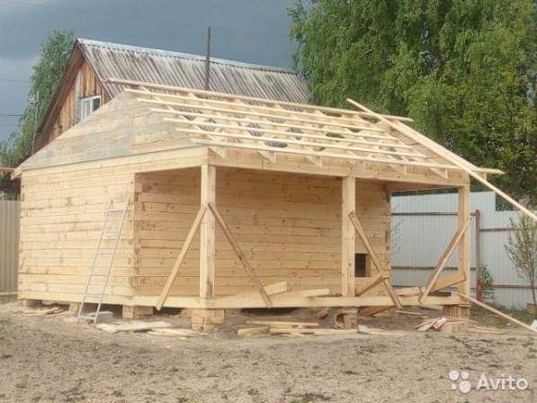 Дома, Бани из соснового бруса 150x150 под ключ в Краснодаре