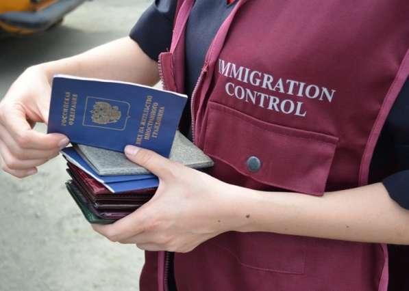 Патент на работу для иностранных граждан, регистрация Рязань