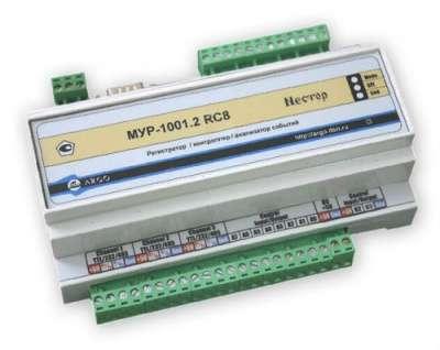 Микропроцессорное ус-во регистрации
