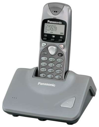 цифровой беспроводной телефон Panasonic KX-TCD705RU Panasonic