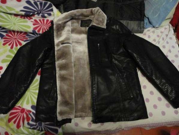 Курточка мужская новая