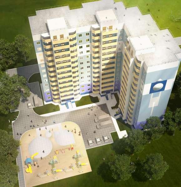 Двухкомнатная квартира по ул. Аксакова