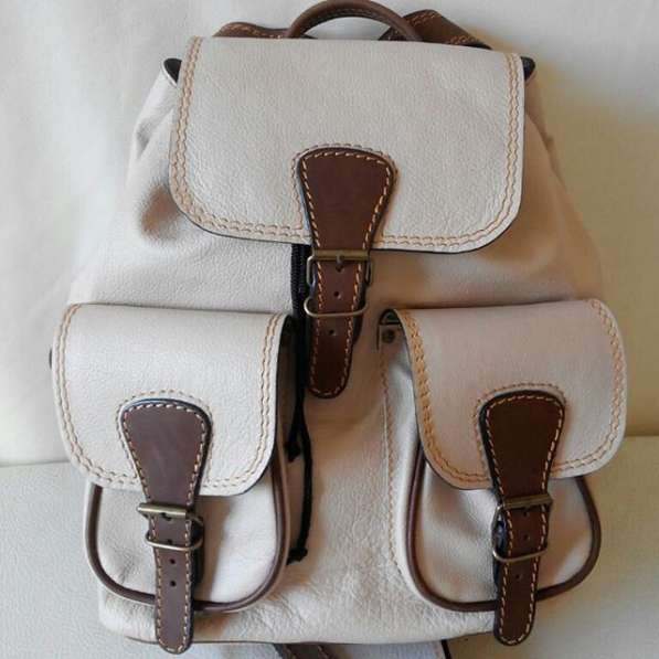 Рюкзаки из натуральной кожи в Санкт-Петербурге фото 3