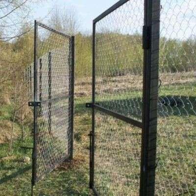 Ворота и калитки от производителя с бесплатной доставкой