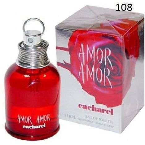 """Французские духи """"Cacharel Amor Amor"""""""