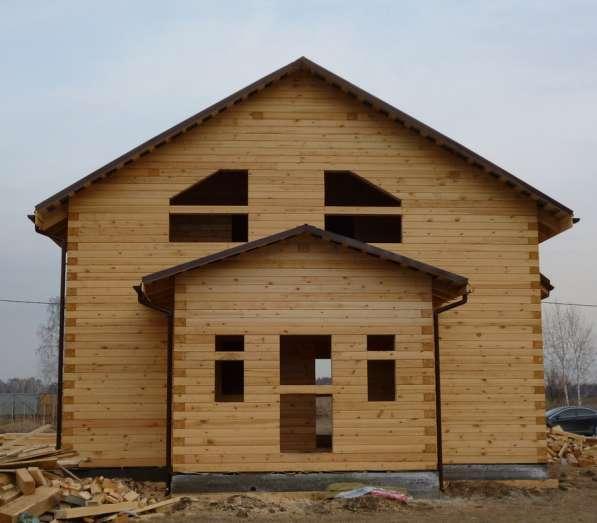 Строительство Коттеджей из бруса в Чите