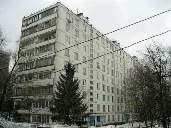 Продаётся однокомнатная квартира. Островитянова 23к3