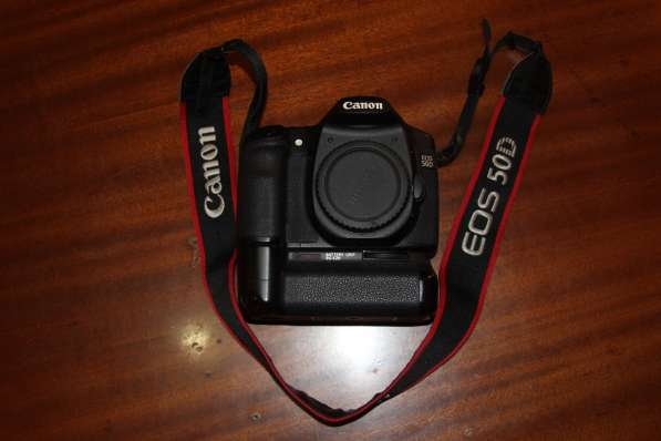 Продаю Canon 50D, б/у, тушку