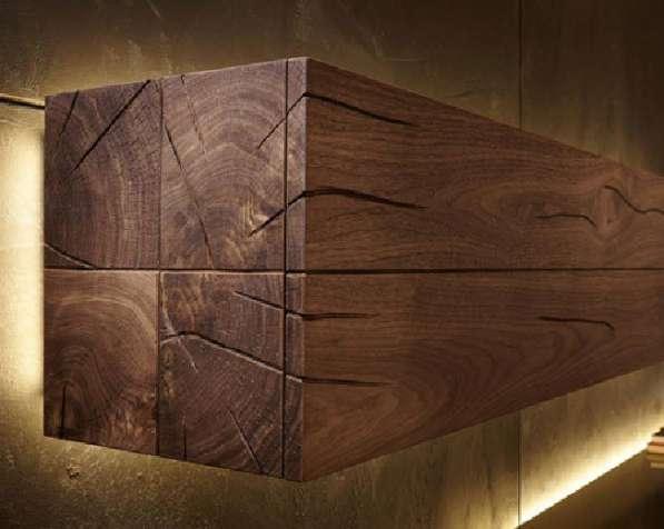 Браширование, текстурирование (старение) древесины