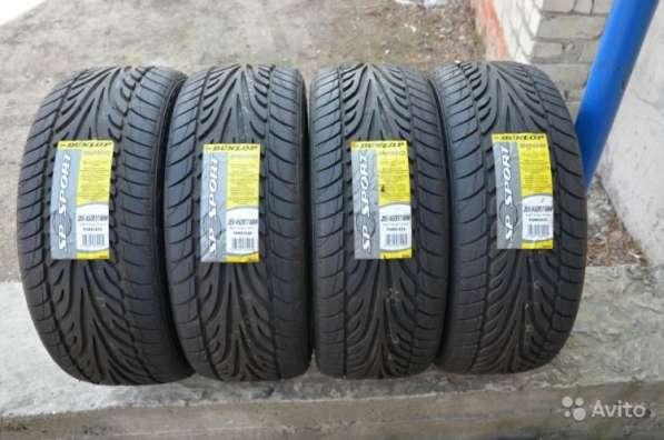Новые шины дунлоп 215/55ZR16 Sp 9000 ZR