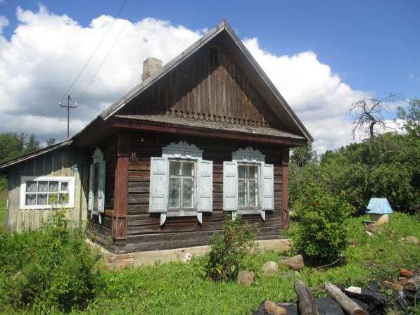 Деревянный дом в отличном состоянии 30 кв.м., участок 19 сот