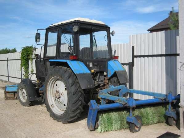Продаю коммунальные трактора МТЗ-82