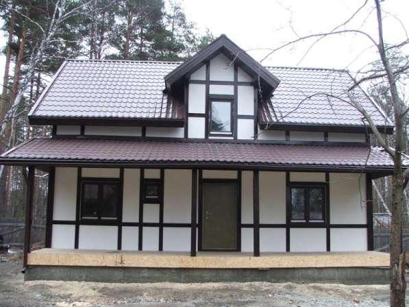 Каркасный дом StolyarAtelier