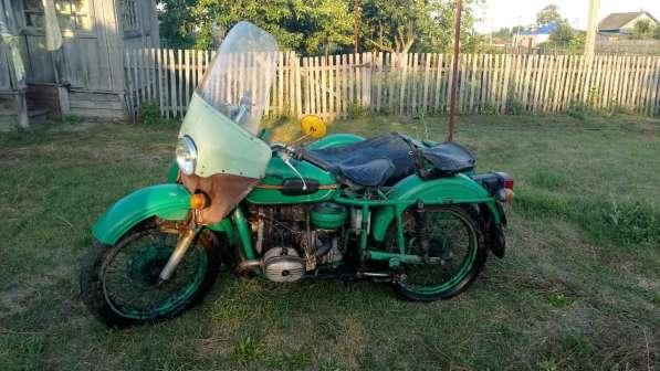 Продам мотоцикл Урал (1979 г. в) ИМЗ 8.103 в Пензе фото 5