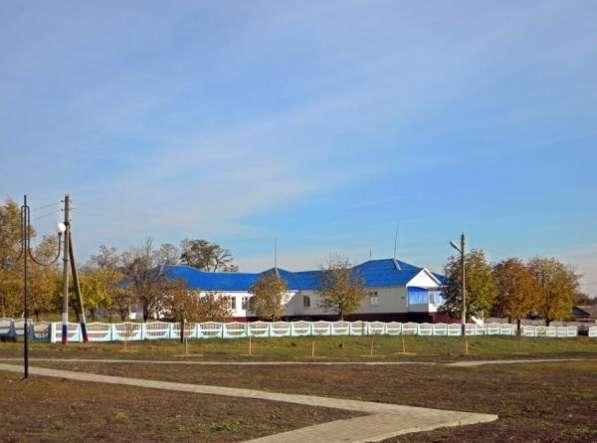 Земельный участок в с. Глинное Новооскольского района Белгородской области