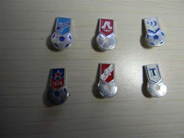 Футбол. Серия:клубы РСФСР № 1а, 5 разных клубов