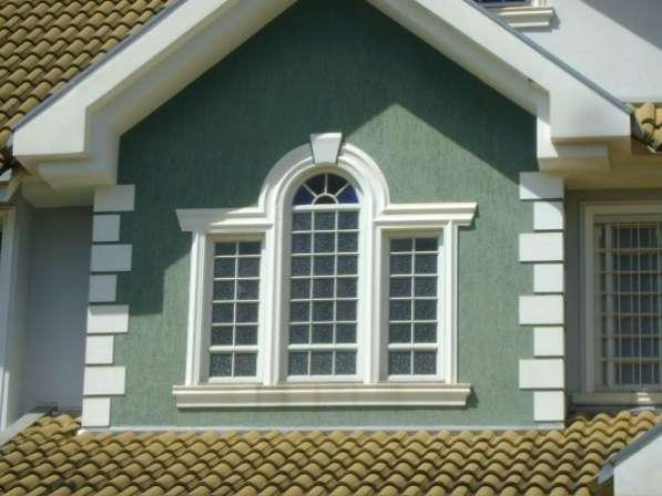 Фасадный декор для домов и дач в Раменское фото 5