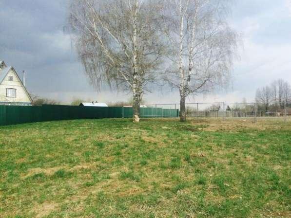 Продается участок 6.7 сотки в пос. Красный балтиец,Можайский р-он,109 км от МКАД по Минскому шоссе.