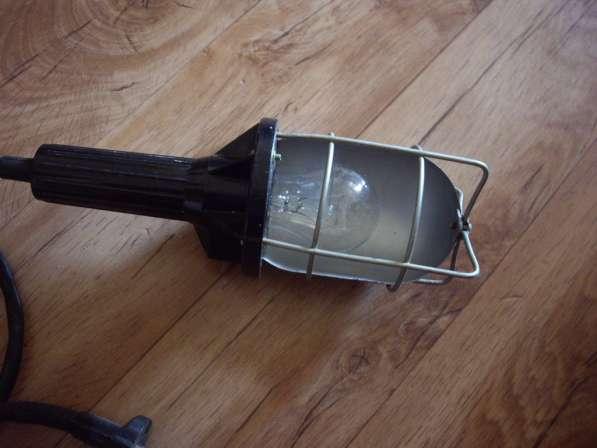 Светильник переносной 3м с выключателем в Челябинске фото 3
