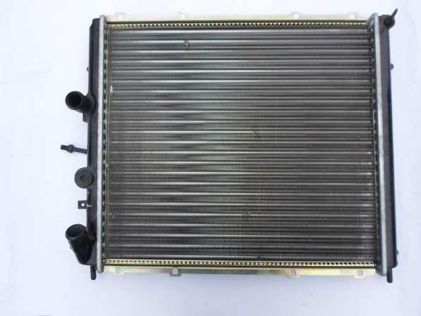 Радиатор, охлаждение двигателя. Renault Kangoo. 1.9D. 97-