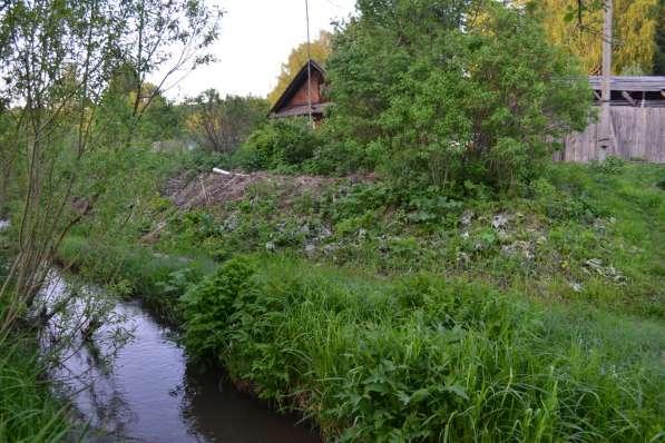 Участок земли 18 соток в с. Камское дом, баняи др.стр.600т.р
