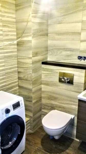 Ремонт ванной комнаты под ключ. Коломна в Коломне фото 3