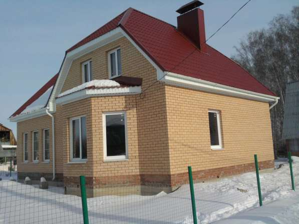 Построим дом коттедж