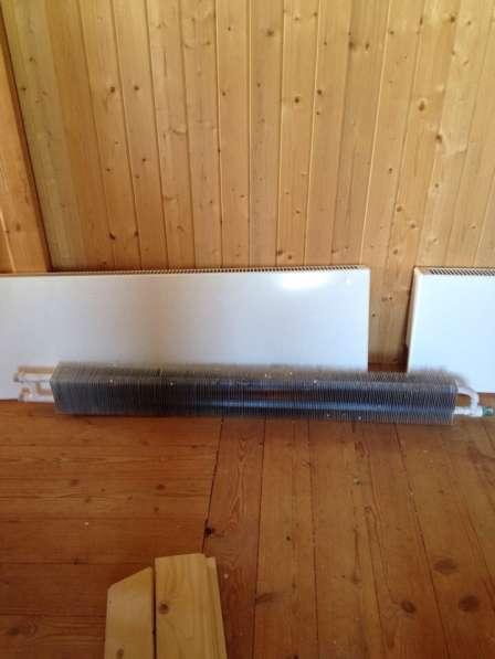 Радиаторы отопления новые