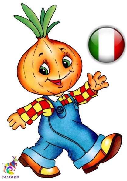 Итальянский язык для детей от 5 до 13 лет