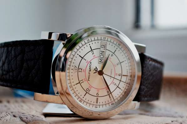 Новые Автоматические Швейцарские часы Philip Watch