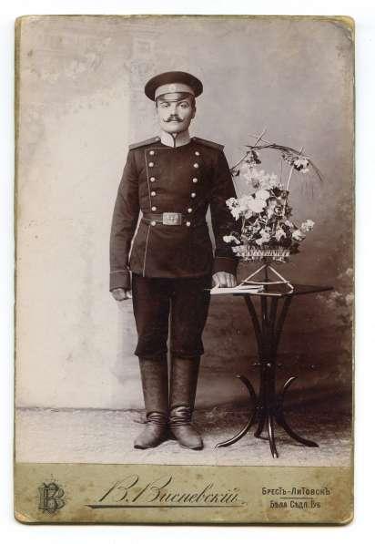 Куплю старые фотографии из Брест-Литовска и Остроленка