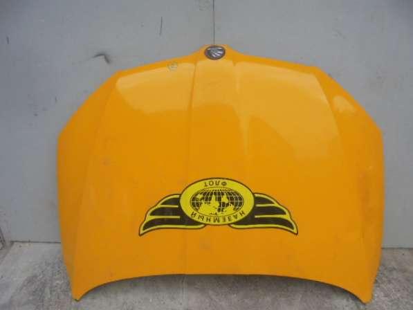 Капот на Октавия А7